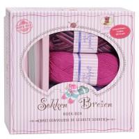 Meer informatie over Sokken breien boek-box