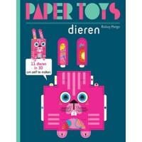 Meer informatie over Paper Toys Dieren