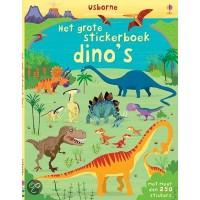 Meer informatie over Het grote stickerboek dino's