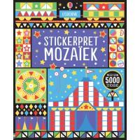 Meer informatie over Stickerpret Mozaiek